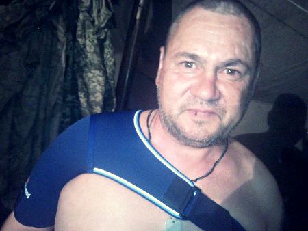 Николай Сергеевич в бандаже