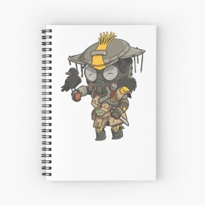 Apex notebook